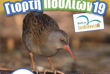 Εκδήλωση στο Αγρίνιο για παιδιά στο πλαίσιο της Ευρωπαϊκής γιορτής των Πουλιών
