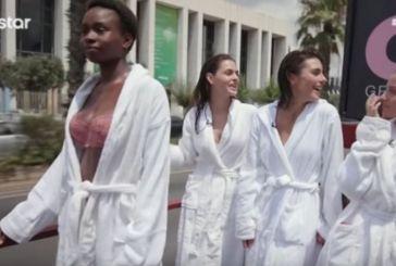 GNTM: Κατήγγειλαν την βόλτα των μοντέλων μπροστά στη Βουλή για… πρόκληση ατυχημάτων