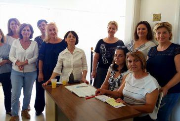 Τα αποτελέσματα των εκλογών του Συλλόγου Γυναικών Καλυβίων