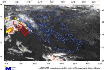 Σημαντική μεταβολή του καιρού με βροχές στην Αιτωλοακαρνανία