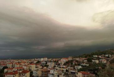 Βροχερός καιρός έως και την Πέμπτη στην Αιτωλοακαρνανία