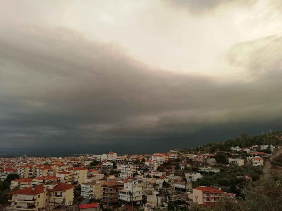 Βροχές από την Τετάρτη στην Αιτωλοακαρνανία