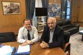 Άμεσα έργα για τη λιμνοθάλασσα και αντιπλημμυρικά ζήτησε ο δήμαρχος Μεσολογγίου από τον υπουργό Υποδομών