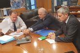 Συνάντηση Καραγκούνη – Καραμανλή για σημαντικά ζητήματα υποδομών της Αιτωλοακαρνανίας