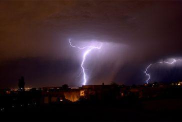 Πού οφείλεται ο μεγάλος αριθμός κεραυνών στη Δυτική Ελλάδα