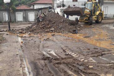 Κλιμάκιο του ΚΚΕ στις πληγείσες περιοχές της Αιτωλοακαρνανίας