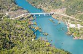 Φθινόπωρο στη κοιλάδα της λίμνης του Ευήνου ποταμού (φωτό-βίντεο)
