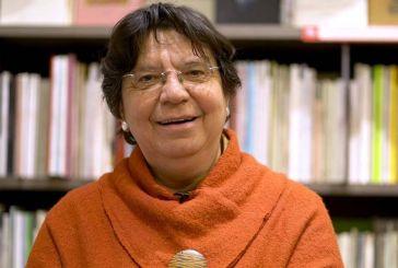Η εξέχουσα ιστορικός και συγγραφέας Mαρία Ευθυμίου στο Αγρίνιο