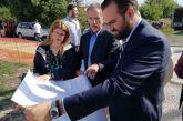 Ο Περιφερειάρχης Δυτικής Ελλάδας στη θεμελίωση της νέας μονάδας της «Μέριμνας»