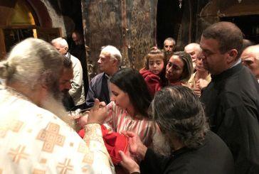 Η Εορτή της Συνάξεως της Παναγίας της Μυρτιωτίσσης (φωτο)