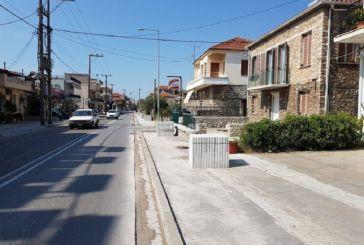 Δημοτική Αρχή Ναυπακτίας: «Τα πεζοδρόμια θα κατασκευαστούν»