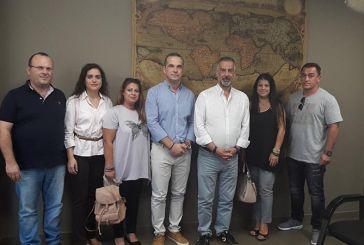 Συνάντηση της Ομοσπονδίας Συλλόγων Γονέων Δυτικής Ελλάδος με τον Περιφερειακό Διευθυντή Εκπαίδευσης