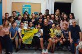 Kαμαρά και Ρομάν με μαθητές για την Παγκόσμια Hμέρα Διατροφής και Επισιτισμού