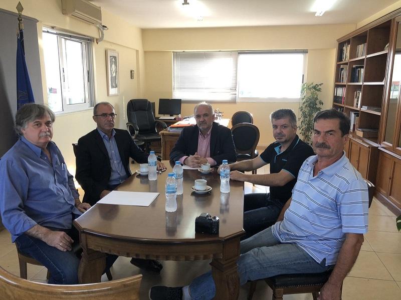 Ο Βουλευτής του ΚΚΕ Ν. Παπαναστάσης σε Μεσολόγγι και Ναύπακτο