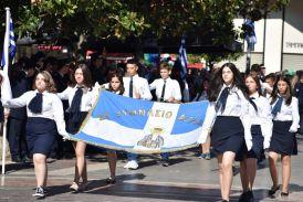 28η Οκτωβρίου: Η παρέλαση 2019 του Αγρινίου σε βίντεο