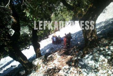 Σοβαρά τραυματίας κυνηγός που έπεσε σε χαράδρα στο Περγαντί