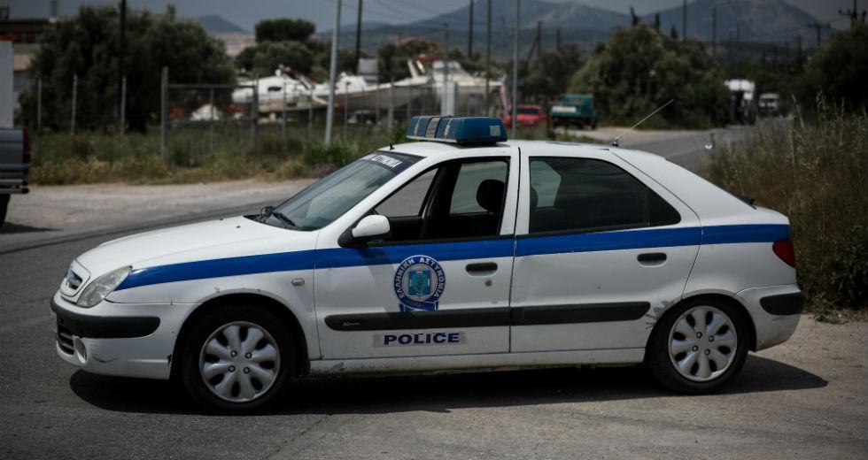Σύλληψη για ναρκωτικά σε χωριό του Βάλτου