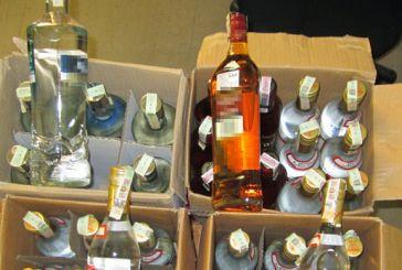 Δύο συλλήψεις για λαθρεμπόριο ποτών μετά από αστυνομική έφοδο σε σπίτι στο Αγρίνιο