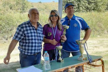 Έφερε ξανά μετάλλια στο Αγρίνιο ο  «Σκοπευτής»