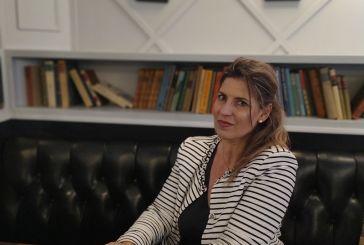 Παρουσίασε το βιβλίο της στη Στοκχόλμη η Χρυσούλα Τασολάμπρου