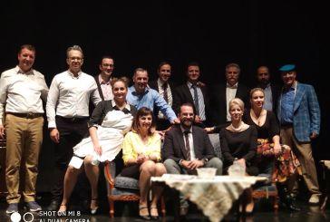 Eντυπωσίασε και στην Πάτρα και ετοιμάζεται για το 9ο Πανελλήνιο Φεστιβάλ Ερασιτεχνικού Θεάτρου η «ΘΕΑΤΡόPolice» του Αγρινίου