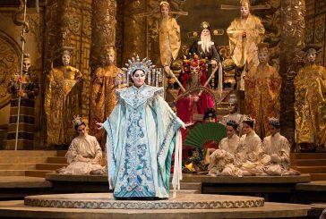 H όπερα «Τουραντότ» live από τη Νέα Υόρκη στο ΔΗΠΕΘΕ Αγρινίου