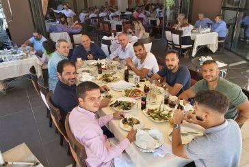 Γεύμα …πολιτισμού στον Παναιτωλικό μεταξύ διοίκησης και Κάστρο