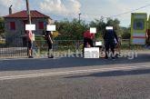 Τροχαίο με δύο τραυματίες στην Παλαιοπαναγιά Ναυπάκτου – Δίκυκλο παρέσυρε πεζή