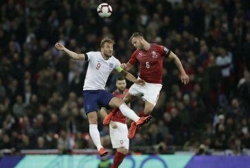 Παιχνίδι με τα γκολ σε Τσεχία και Μαυροβούνιο