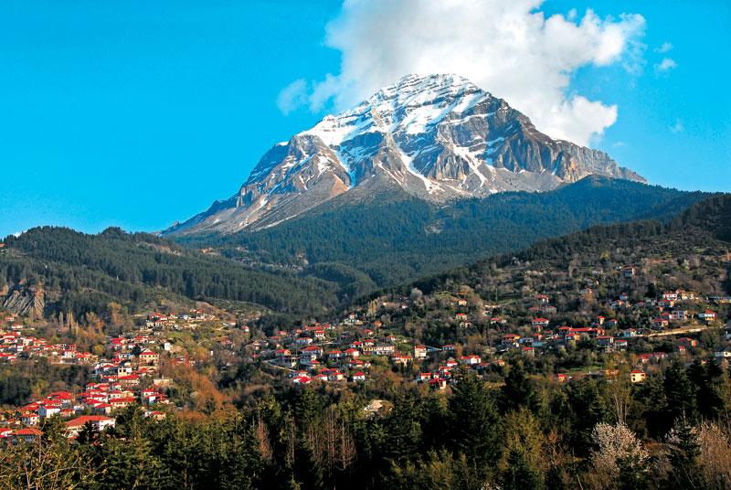 Εκδρομή στα Τζουμέρκα από τον Ορειβατικό Σύλλογο Αγρινίου