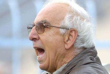 Πέθανε ο πρώην προπονητής της Εθνικής Ελλάδας Χρήστος Αρχοντίδης