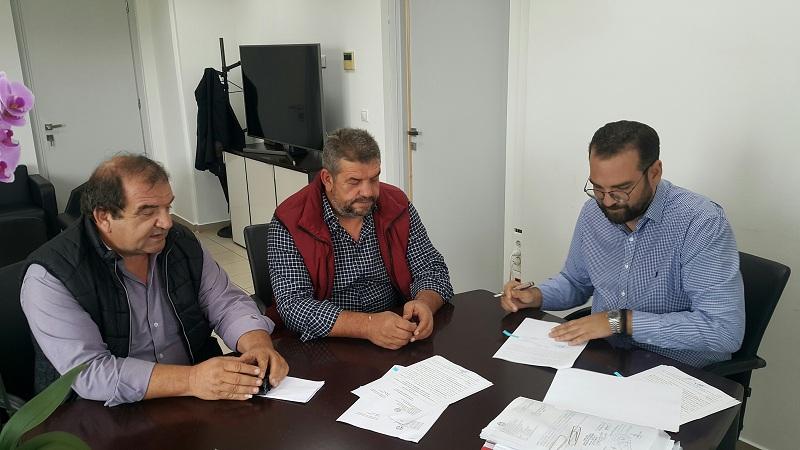 Υπογράφηκαν δύο συμβάσεις ύψους 2,6 εκ. ευρώ για το οδικό δίκτυο στην Ηλεία