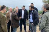Επίσκεψη του περιφερειάρχη σε αντιπλημμυρικά έργα της Μακρυνείας