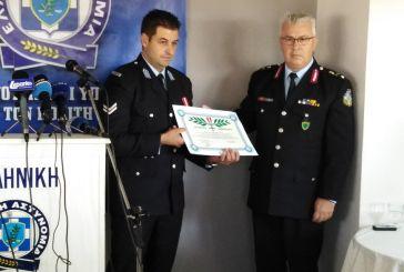 Αστυνομικός πήρε μετάλλιο γιατί έπιασε τον Νίκο Μαζιώτη