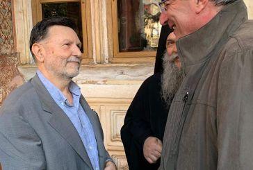 Με τον υφυπουργό Περιβάλλοντος συναντήθηκε ο δήμαρχος Θέρμου και έθεσε το θέμα του Σχεδίου Πόλης