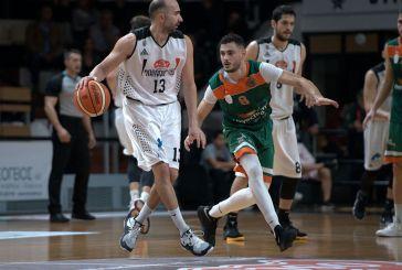 Α2 μπάσκετ: 4η σερί ήττα για τον ΑΟ Αγρινίου