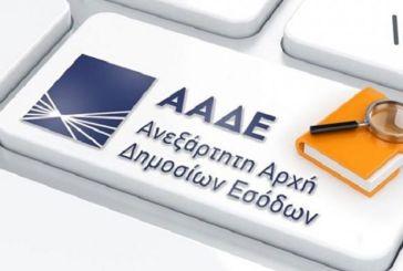 Κορωνοϊός – Επίδομα €800: Στην πλατφόρμα της ΑΑΔΕ οι αιτήσεις των ελεύθερων επαγγελματιών