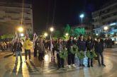 Συγκέντρωση στο Αγρίνιο για την 46η επέτειο της εξέγερσης του Πολυτεχνείου
