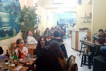 Εκδήλωση της ΑΝΤΑΡΣΥΑ Αγρινίου για την επέτειο του Πολυτεχνείου