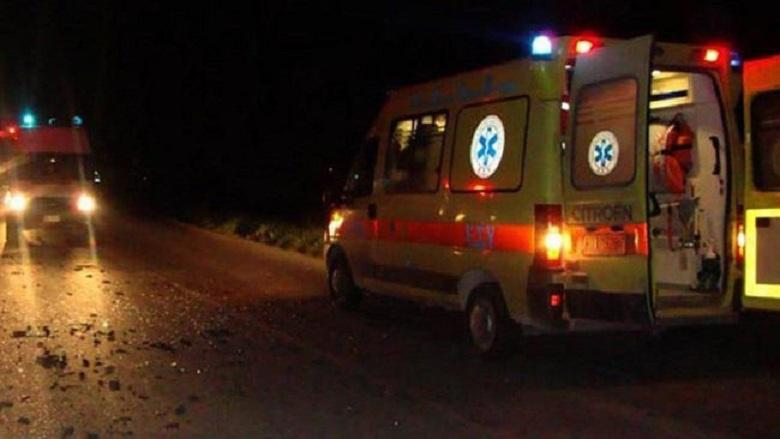 Τροχαίο ατύχημα με τραυματισμό στη γέφυρα του Σκα στη Ναύπακτο