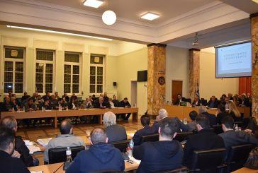 Την Δευτέρα η συνεδρίαση του Δημοτικού Συμβουλίου Αγρινίου για το Τεχνικό Πρόγραμμα