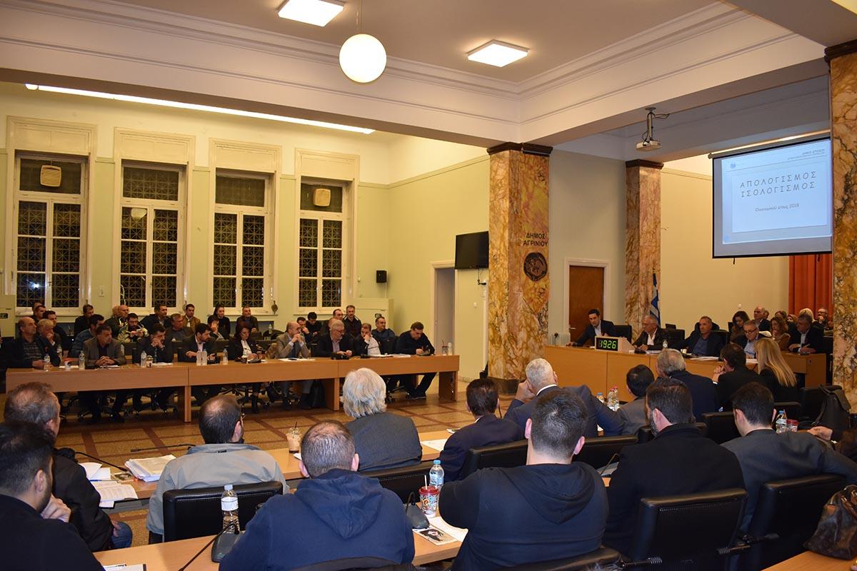 Δια τηλεδιάσκεψης θα συζητηθεί ο προϋπολογισμός στο Δημοτικό Συμβούλιο Αγρινίου την Δευτέρα