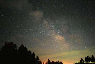 Συνέχεια εξορμήσεως στο Θέρμο με στόχο… τ' αστέρια (φωτο)
