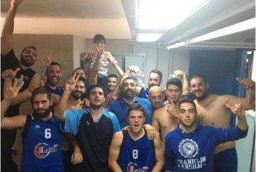 Mπάσκετ- Β' ΕΣΚΑΒΔΕ: Ιωνικός- Αμφιλοχία 74-58