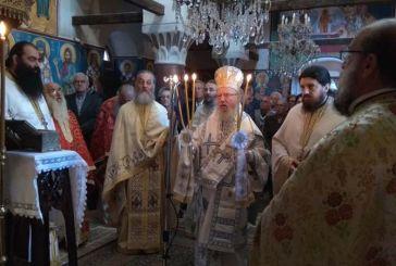Εκδηλώσεις Μνήμης Αγίου Ιακώβου του εν Δερβεκίστη στην Ανάληψη