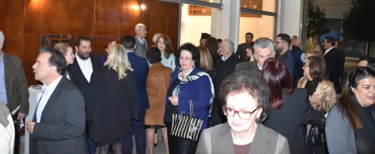 Ξεκίνησε η έκθεση φωτογραφιών και εγκατάστασης της Νάντιας Σκορδοπούλο