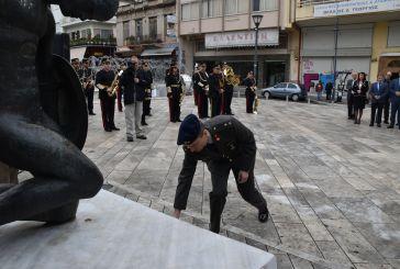 Εορτασμός της Ημέρας των Ενόπλων Δυνάμεων στο Αγρίνιο (φωτο)