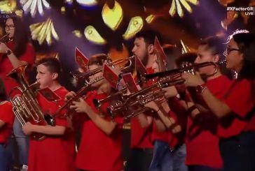 Στο X-Factor η Φιλαρμονική Ορχήστρα Αγρινίου! (video)