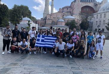 Χαραγμένη στη μνήμη των Ελλήνων της Κωνσταντινούπολης η συναυλία της Φιλαρμονικής Αμφιλοχίας