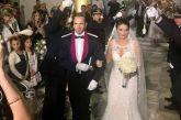 Παντρεύτηκε ο Διοικητής του Α.Τ. Αστακού – Εντυπωσιακός γάμος με τα ξίφη των αστυνομικών (φωτο)